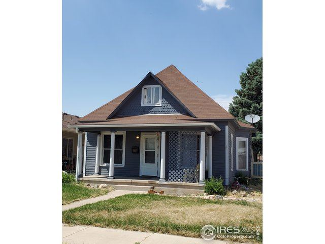 215 13th St, Greeley, CO 80631 - #: 943061