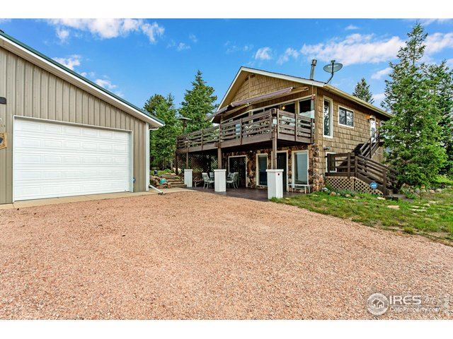 33 Walela Ln, Red Feather Lakes, CO 80545 - #: 946062