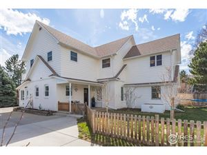 Photo of 1472 Sumac Ave, Boulder, CO 80304 (MLS # 878063)