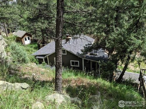Tiny photo for 788 Gold Run Rd, Boulder, CO 80302 (MLS # 921063)