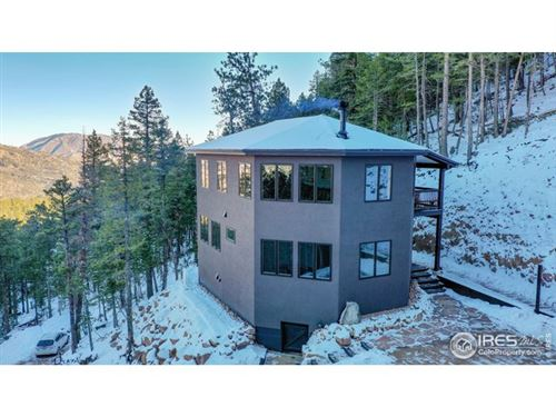 Photo of 80 Lookout Dr, Lyons, CO 80540 (MLS # 931067)