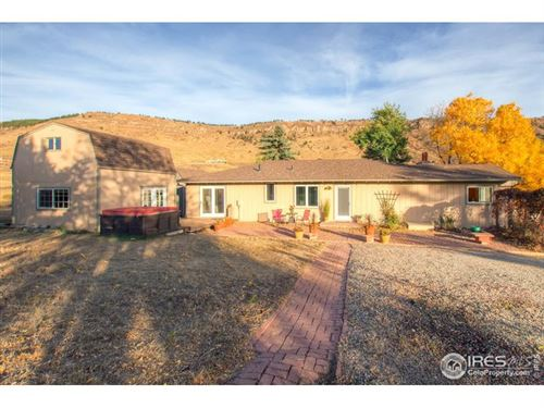 Photo of 31 Colard Ln, Lyons, CO 80540 (MLS # 900071)