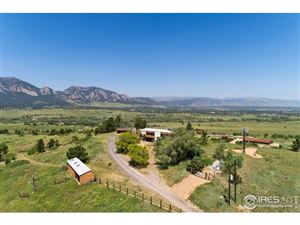 Photo of 6087 Marshall Dr, Boulder, CO 80303 (MLS # 878072)