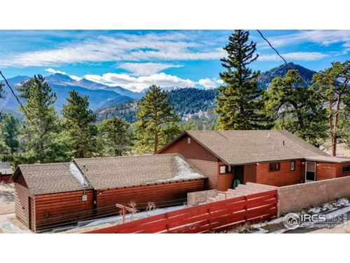 Photo of 710 Tanager Rd, Estes Park, CO 80517 (MLS # 929075)