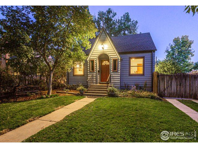 524 S Loomis Ave, Fort Collins, CO 80521 - #: 931075