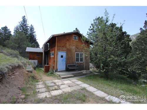 Photo of 9041 E Highway 36, Lyons, CO 80540 (MLS # 915077)