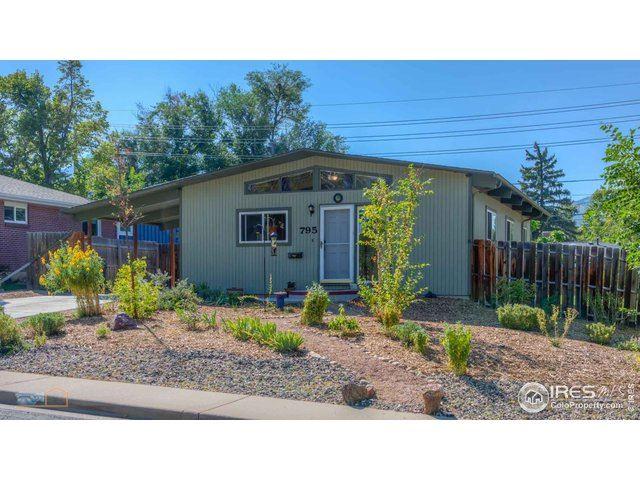 795 35th St, Boulder, CO 80303 - #: 925078