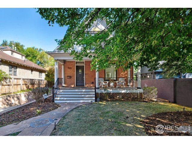 Photo for 563 Arapahoe Ave, Boulder, CO 80302 (MLS # 953080)