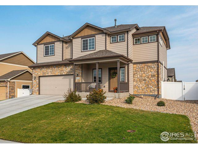 2316 75th Ave, Greeley, CO 80634 - #: 927081