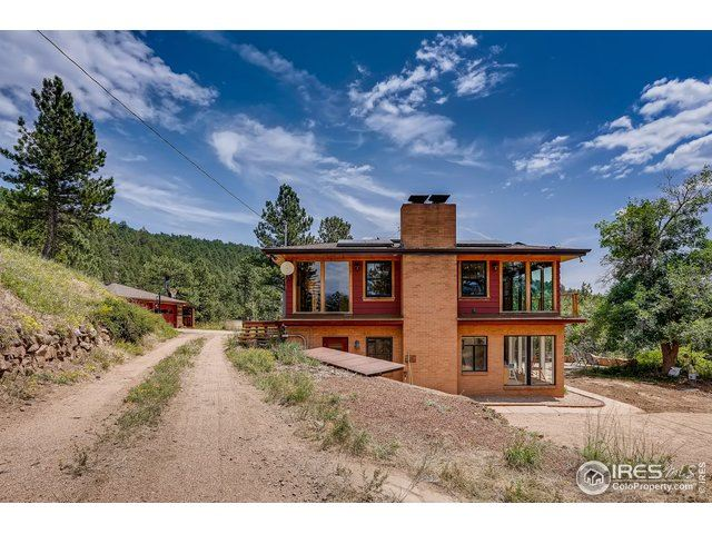 Photo for 182 Poorman Rd, Boulder, CO 80302 (MLS # 946081)
