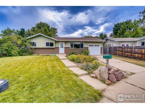Photo of 2560 Yarrow Ct, Boulder, CO 80305 (MLS # 921084)