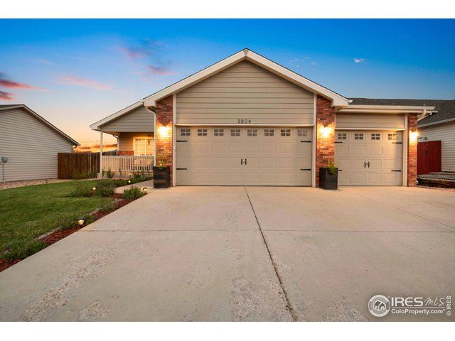 2804 40th Ave Ct, Greeley, CO 80634 - MLS#: 924084