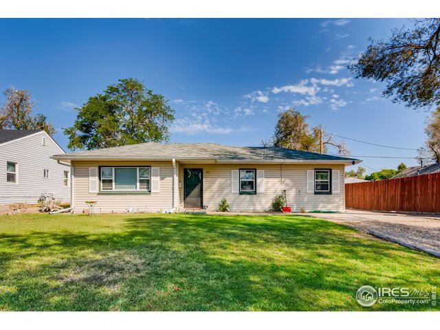 511 23rd St, Greeley, CO 80631 - #: 951084