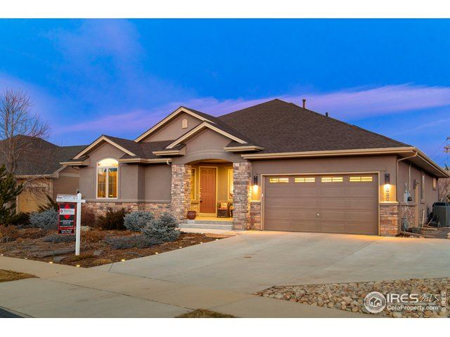 332 McConnell Dr, Lyons, CO 80540 - #: 913086