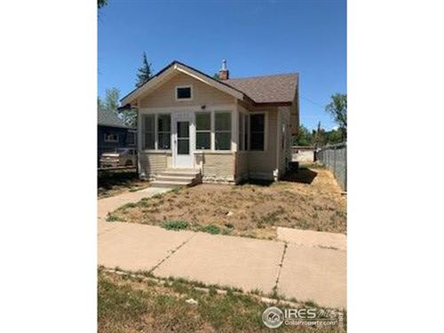 Photo of 1493 10th St, Greeley, CO 80631 (MLS # 915087)