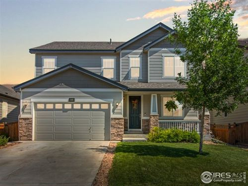 Photo of 3318 Quicksilver Rd, Frederick, CO 80516 (MLS # 947088)