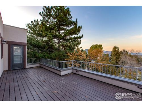 Tiny photo for 695 11th St, Boulder, CO 80302 (MLS # 898095)