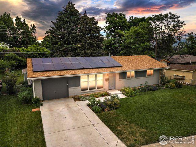 Photo for 2910 Lorraine Ct, Boulder, CO 80304 (MLS # 946096)