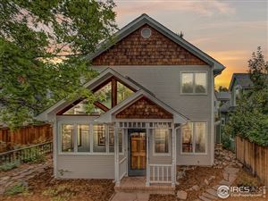 Tiny photo for 2313 Pine St, Boulder, CO 80302 (MLS # 896101)