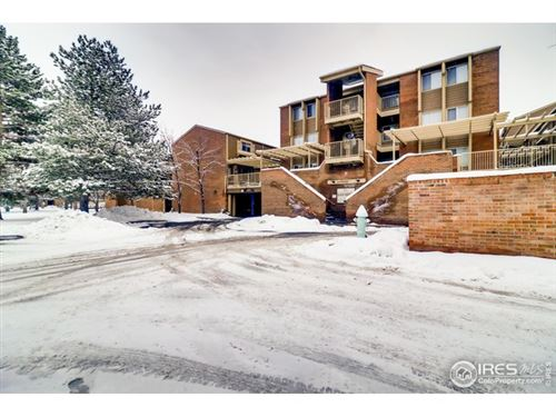 Photo of 3161 Madison Ave R-113, Boulder, CO 80303 (MLS # 904101)