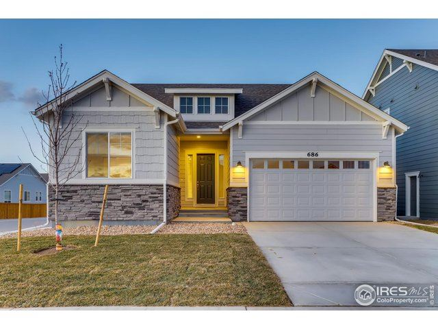 686 Ranchhand Dr, Berthoud, CO 80513 - #: 889106