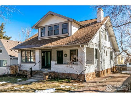 Photo of 916 12th St, Boulder, CO 80302 (MLS # 934110)