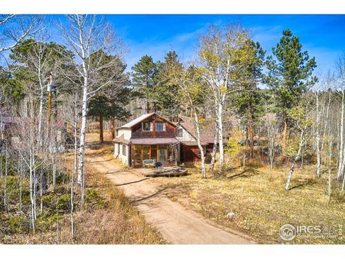 Photo of 643 Coughlin Meadows Rd, Boulder, CO 80302 (MLS # 927111)