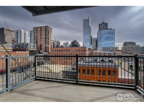 Photo of 1499 Blake St 6G, Denver, CO 80202 (MLS # 931111)