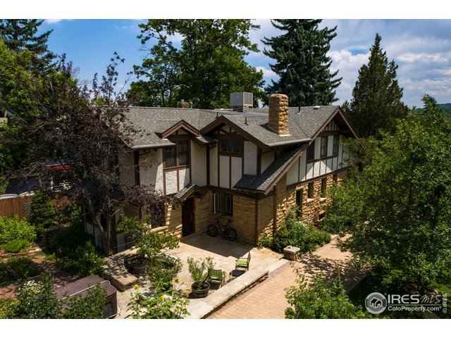 Photo for 721 Spruce St, Boulder, CO 80302 (MLS # 918112)