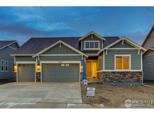 536 Ranchhand Dr, Berthoud, CO 80513 - #: 906116