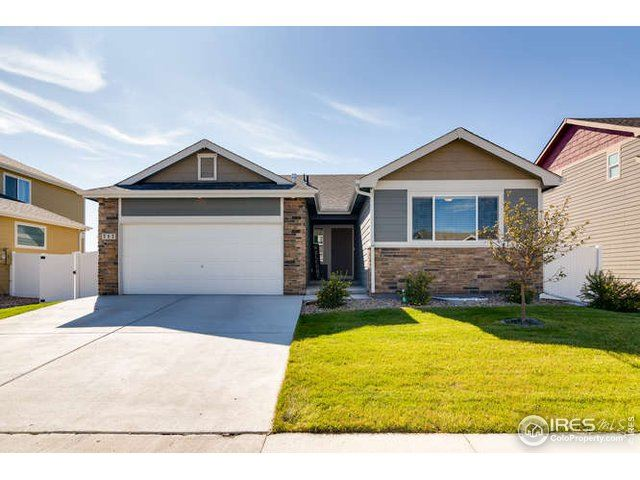 717 Elk Mountain Drive, Severance, CO 80550 - #: 895119