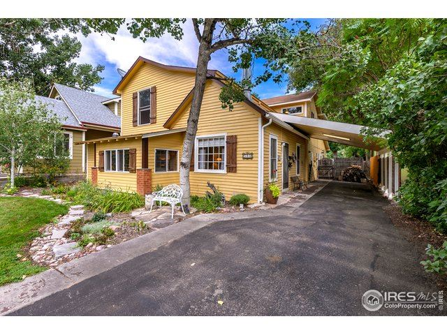 528 Stover St A, Fort Collins, CO 80524 - #: 950122