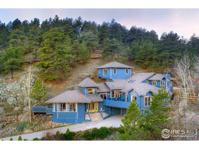 Photo for 208 Seven Hills Dr, Boulder, CO 80302 (MLS # 939126)