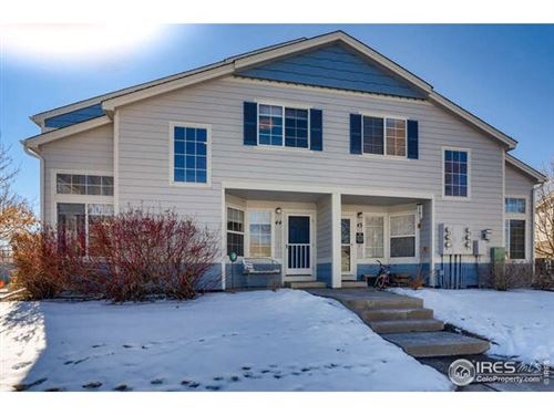 Photo of 1419 Red Mountain Dr 44, Longmont, CO 80504 (MLS # 934128)