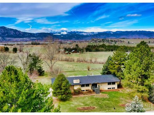 Photo of 555 Clover Ln, Boulder, CO 80303 (MLS # 908132)