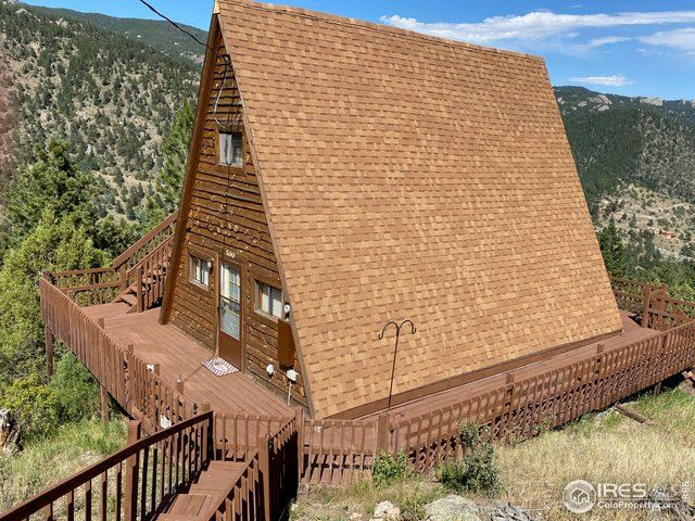 500 Bulwark Ridge Dr, Glen Haven, CO 80532 - #: 919134