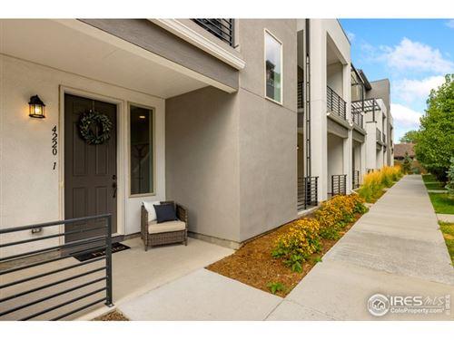 Photo of 4220 E Warren Ave 1, Denver, CO 80222 (MLS # 951136)