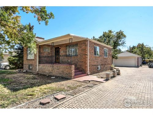 Photo of 2320 W 56th Ave, Denver, CO 80221 (MLS # 953136)