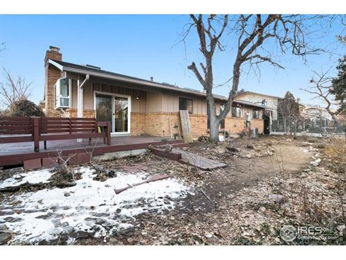 Tiny photo for 5495 Tenino Ave, Boulder, CO 80303 (MLS # 901138)