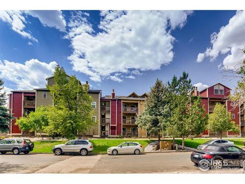 Photo of 2800 Sundown Ln 205, Boulder, CO 80303 (MLS # 921140)