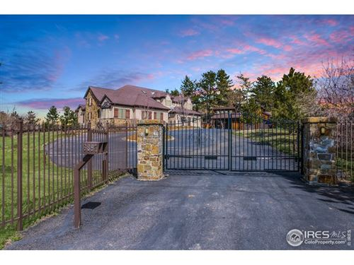 Photo of 6897 Marshall Dr, Boulder, CO 80303 (MLS # 908148)