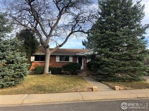 Photo of 1140 Fairfield Dr, Boulder, CO 80305 (MLS # 899155)