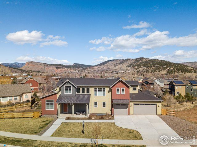 357 McConnell Dr, Lyons, CO 80540 - #: 909155