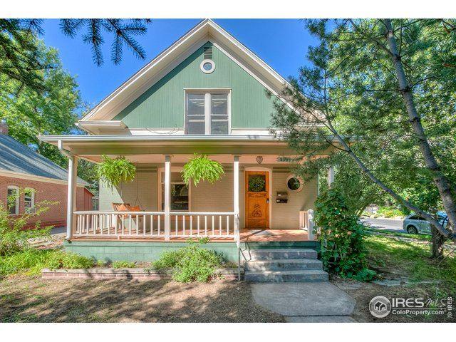 229 Park St, Fort Collins, CO 80521 - #: 923156