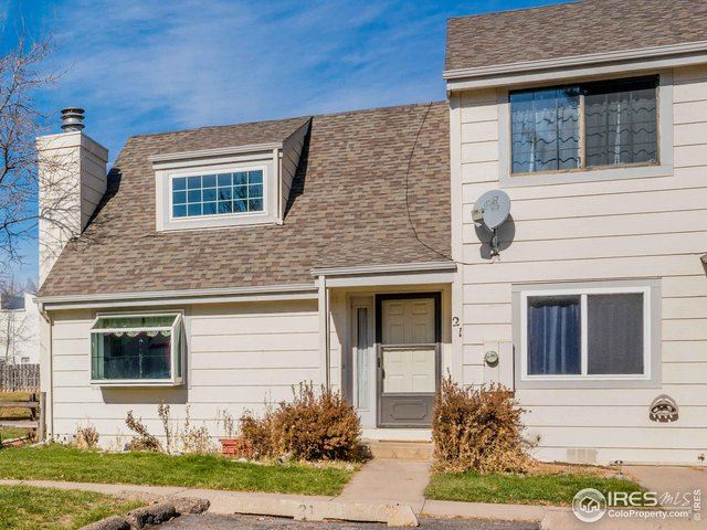 3000 Ross Dr F-21, Fort Collins, CO 80526 - #: 898158