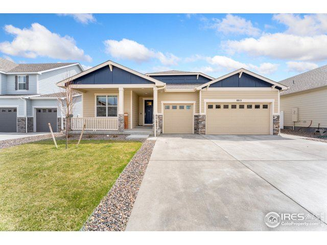 8812 14th St Dr, Greeley, CO 80634 - #: 939159