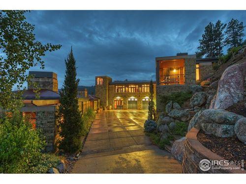 Photo of 4322 Sunshine Canyon Dr, Boulder, CO 80302 (MLS # 916162)