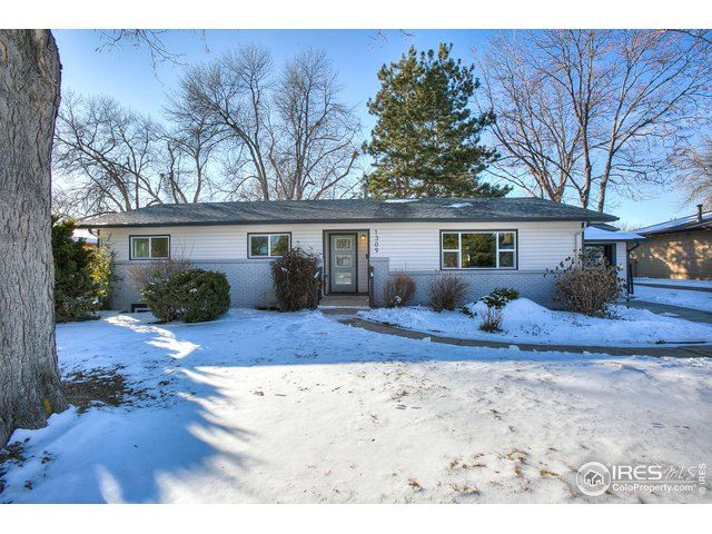 1309 Luke St, Fort Collins, CO 80524 - #: 901162