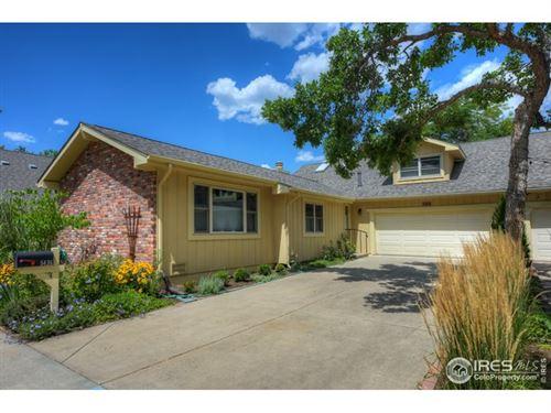 Photo of 5436 White Pl, Boulder, CO 80303 (MLS # 921180)