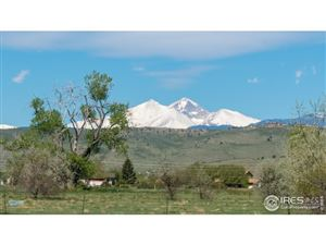 Photo of 4208 W County Road 4, Berthoud, CO 80513 (MLS # 883183)
